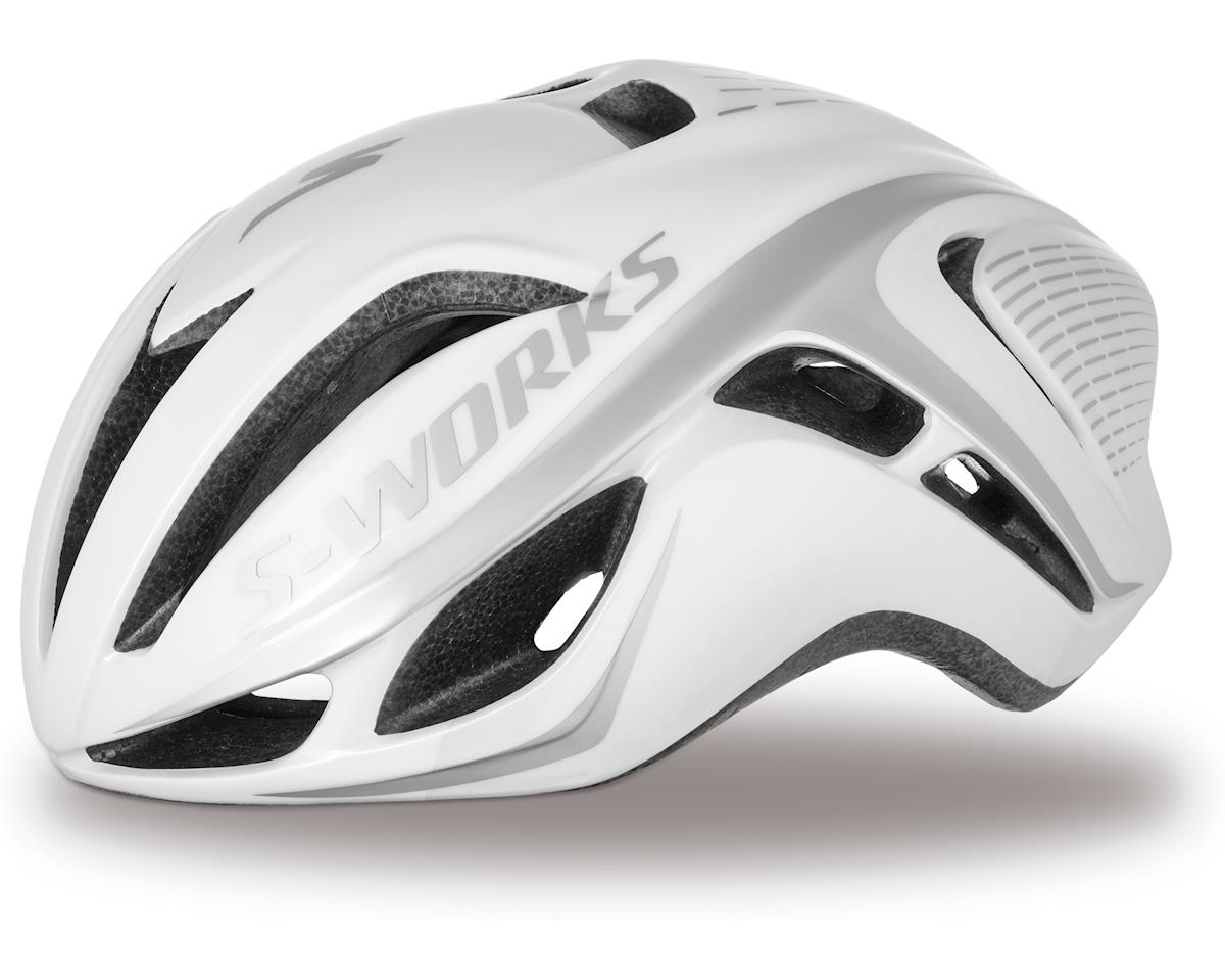 Specialized S-Works Evade Tri (White/SIlver)