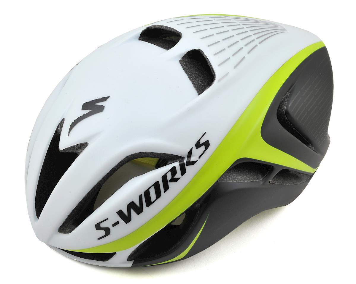 Specialized S-Works Evade Aero Road Helmet (Hyper Green)