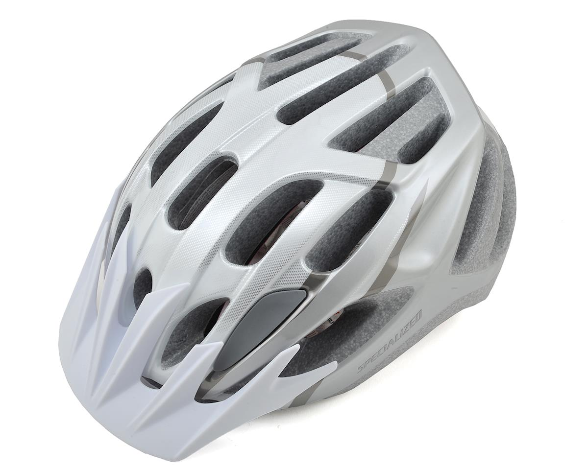Specialized Sierra Women's Bike Helmet (White/Silver)