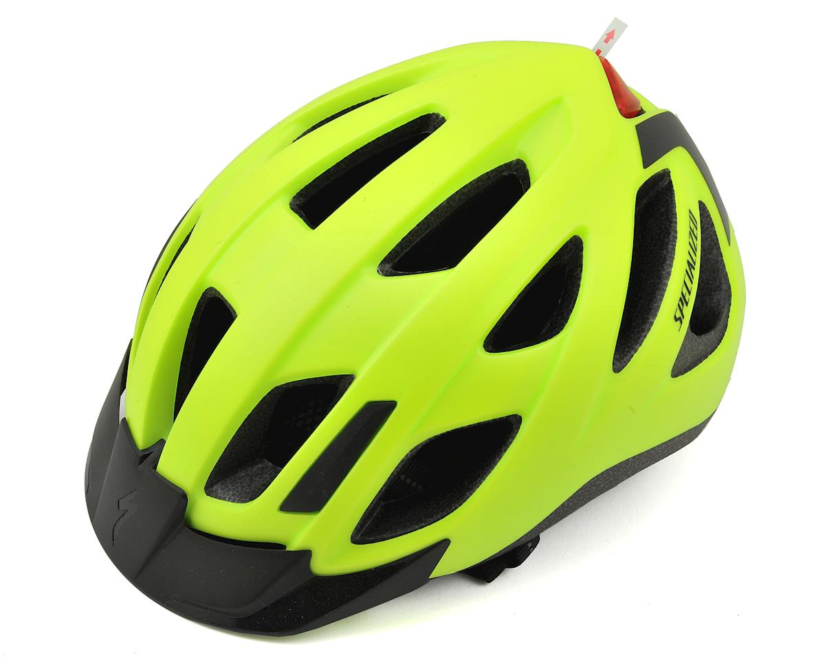 Specialized Centro Winter LED Helmet (Safety Ion)