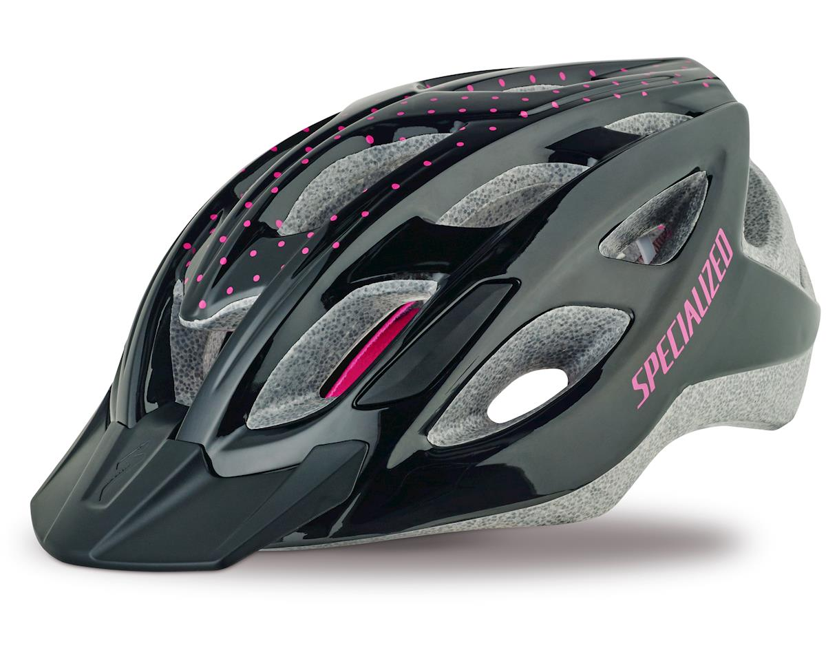 Specialized Women's Duet (Gloss Black/Pink Dots) (One Size)