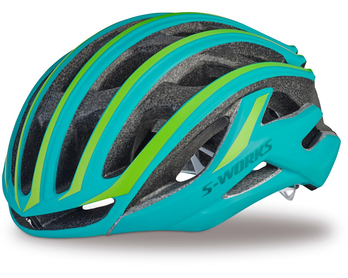 Specialized S-Works Women's Prevail II (Turquoise/Hyper Green) (M)