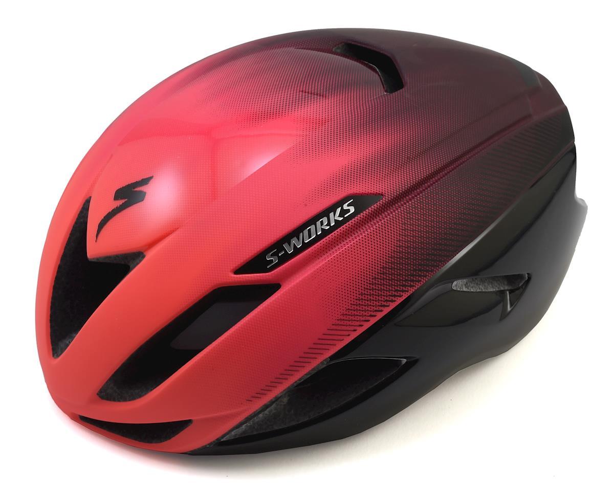 Specialized S-Works Evade II Helmet (Acid Lava/Acid Purple)