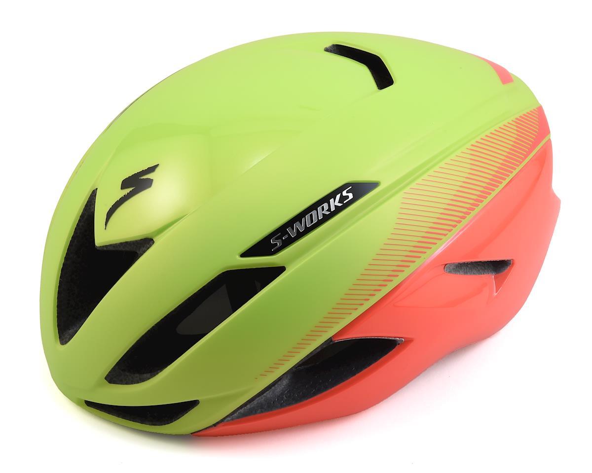Specialized S-Works Evade II Helmet (Hyper/Acid Lava) (L)