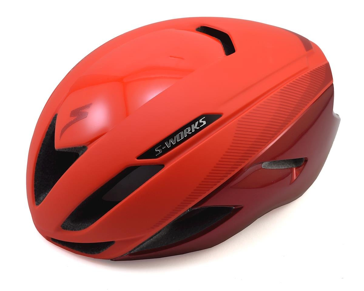 Specialized S-Works Evade II (Rocket Red/Candy Red)