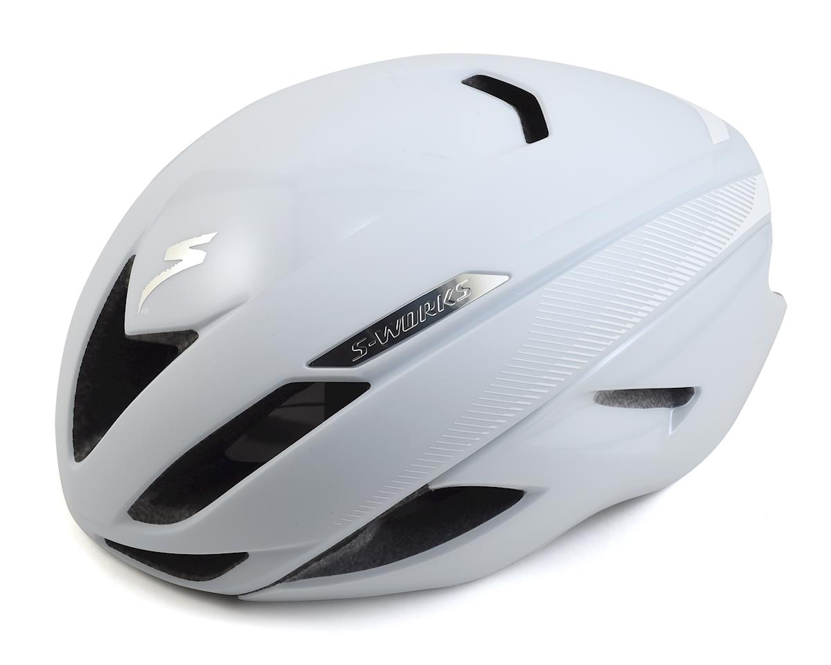 6ed39a7a023 Specialized S-Works Evade II Helmet (White) [60918-0862-P] | Clothing -  AMain Cycling