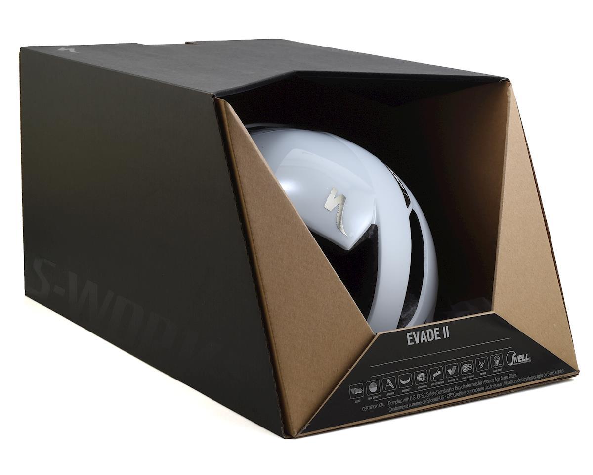 Specialized S-Works Evade II Helmet (White) (S)