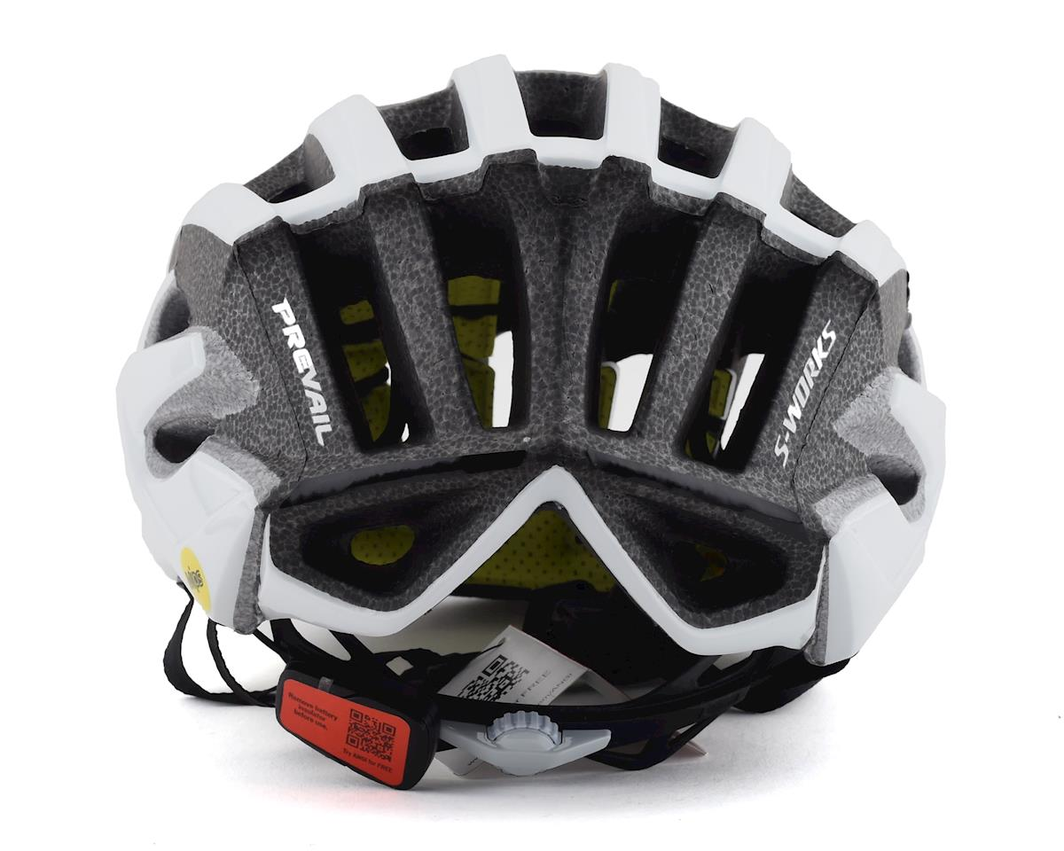 Specialized S-Works Prevail II Helmet with ANGI (Matte White) (S)