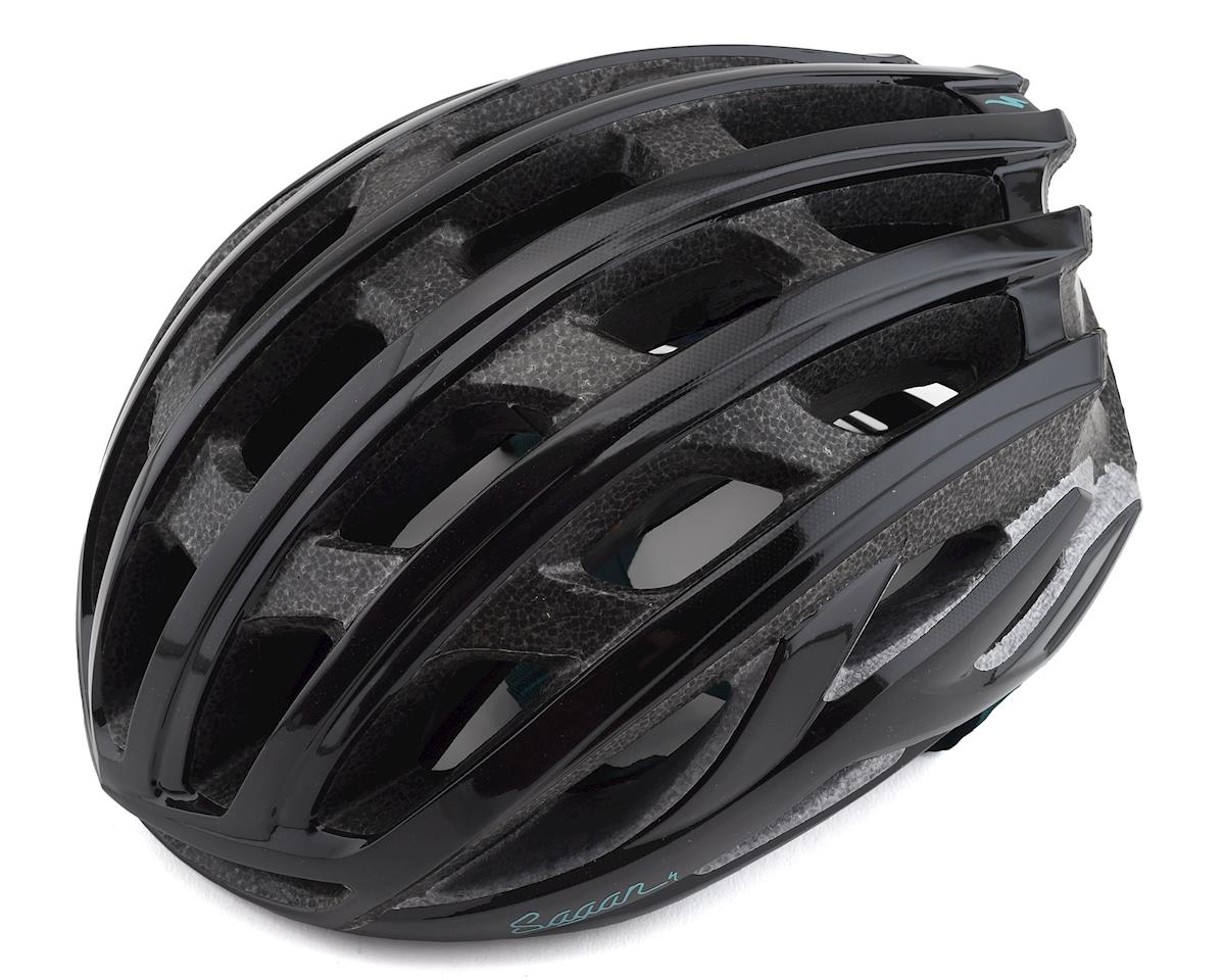 Specialized S-Works Prevail II Road Helmet (Blk/Teal) (Sagan Collection LTD)