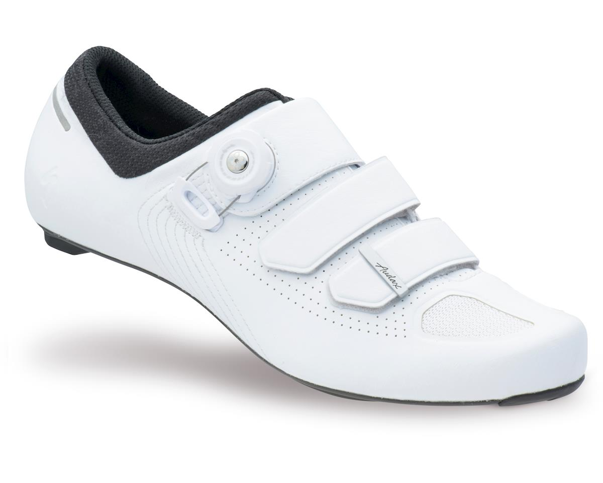 Specialized Audax Road Shoes (White) (38) [61015-1038] | Clothing