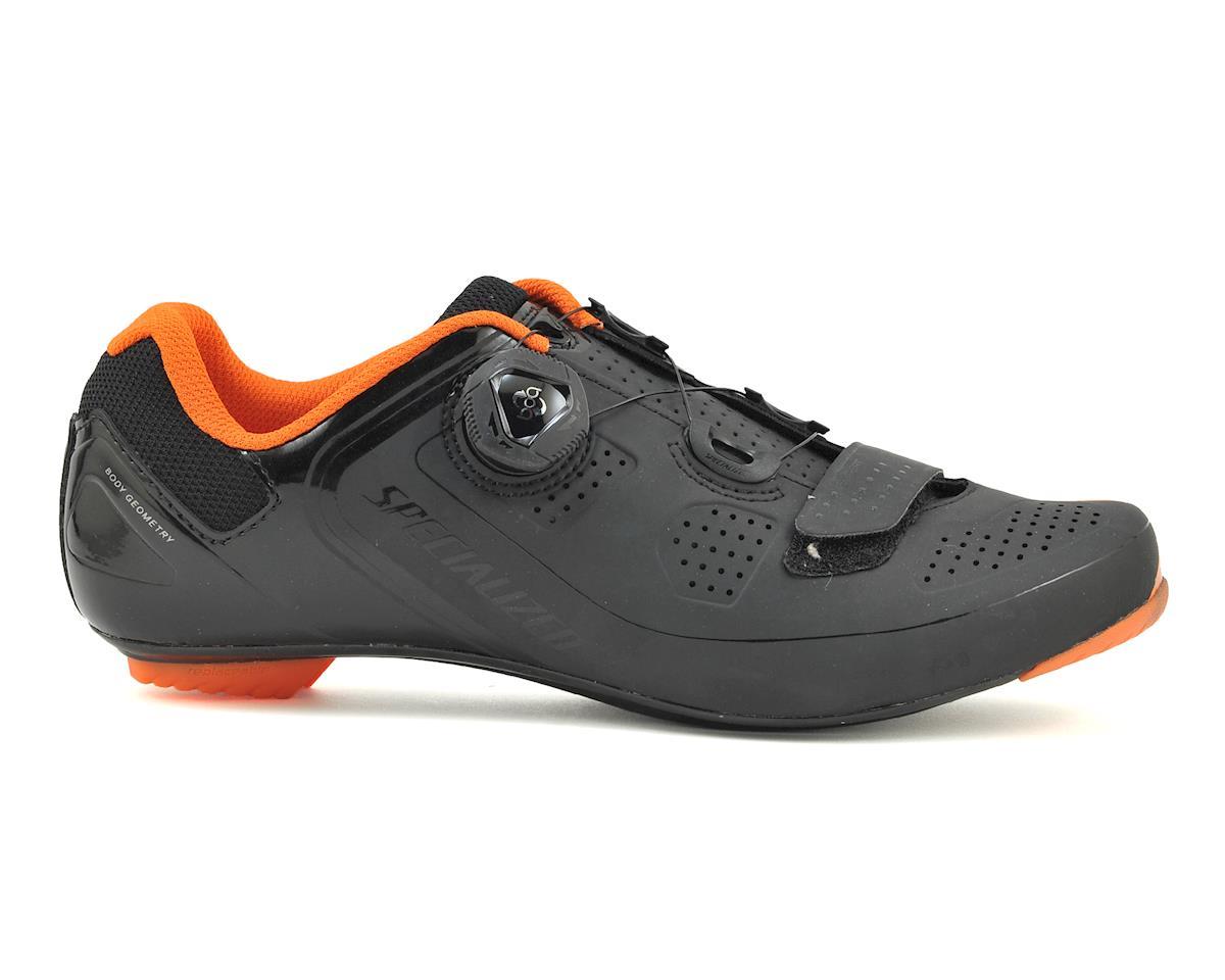 Specialized 2016 Expert Road Shoe (Black/Bright Orange) (40)