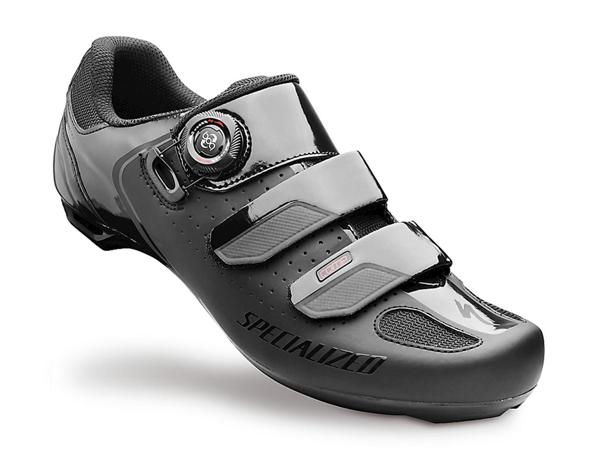 Specialized 2016 Comp Road Shoe (Black) (43)
