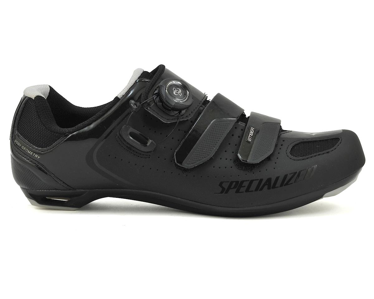 Specialized 2016 Ember Women's Road Shoes (Black/Silver)