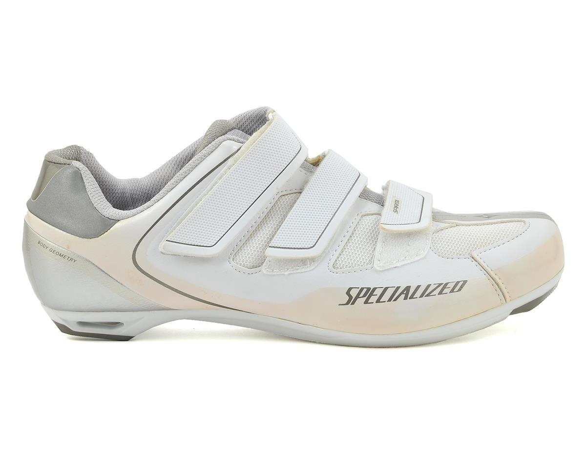 Specialized 2016 Spirita Women's Road Shoe (White/Titanium)