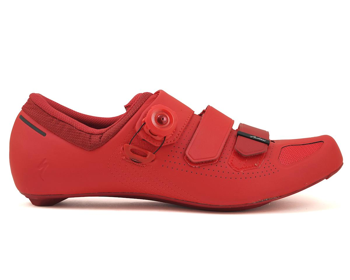 Specialized 2016 Audax Road Shoe (Red/Candy Red)