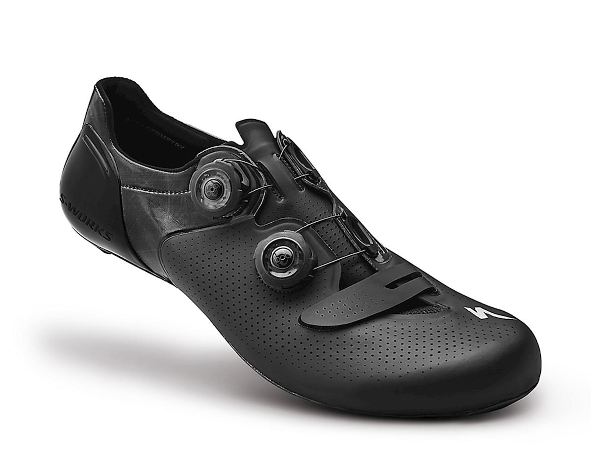 Specialized S-Works 6 Road Shoe (Black) (45)