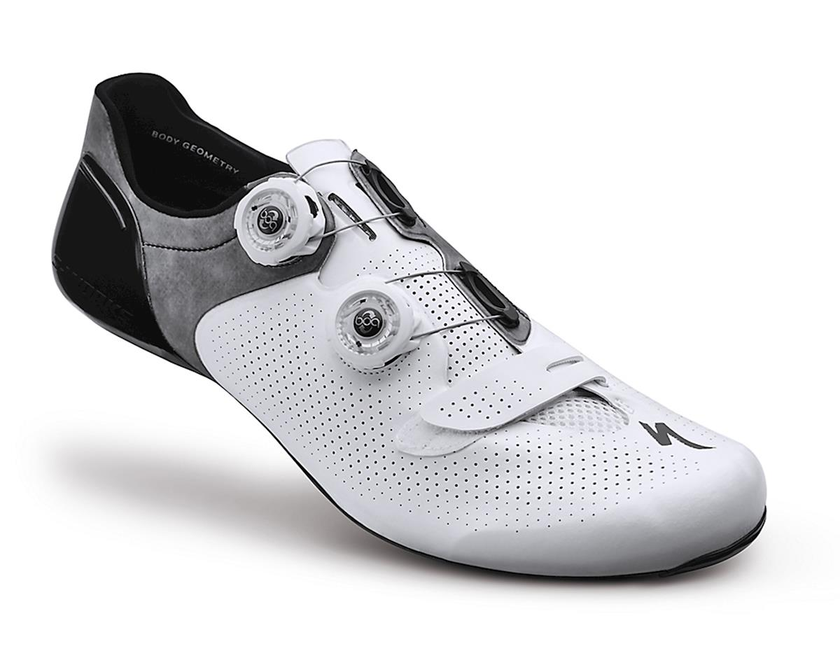 Specialized S-Works 6 Road Shoe (White)