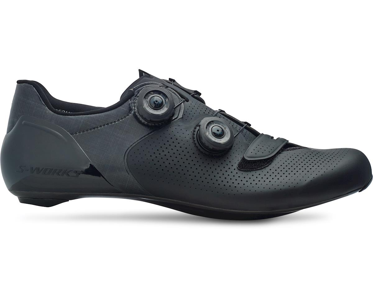 Specialized S-Works 6 Road Shoes (Black Wide) (40.5 Wide)