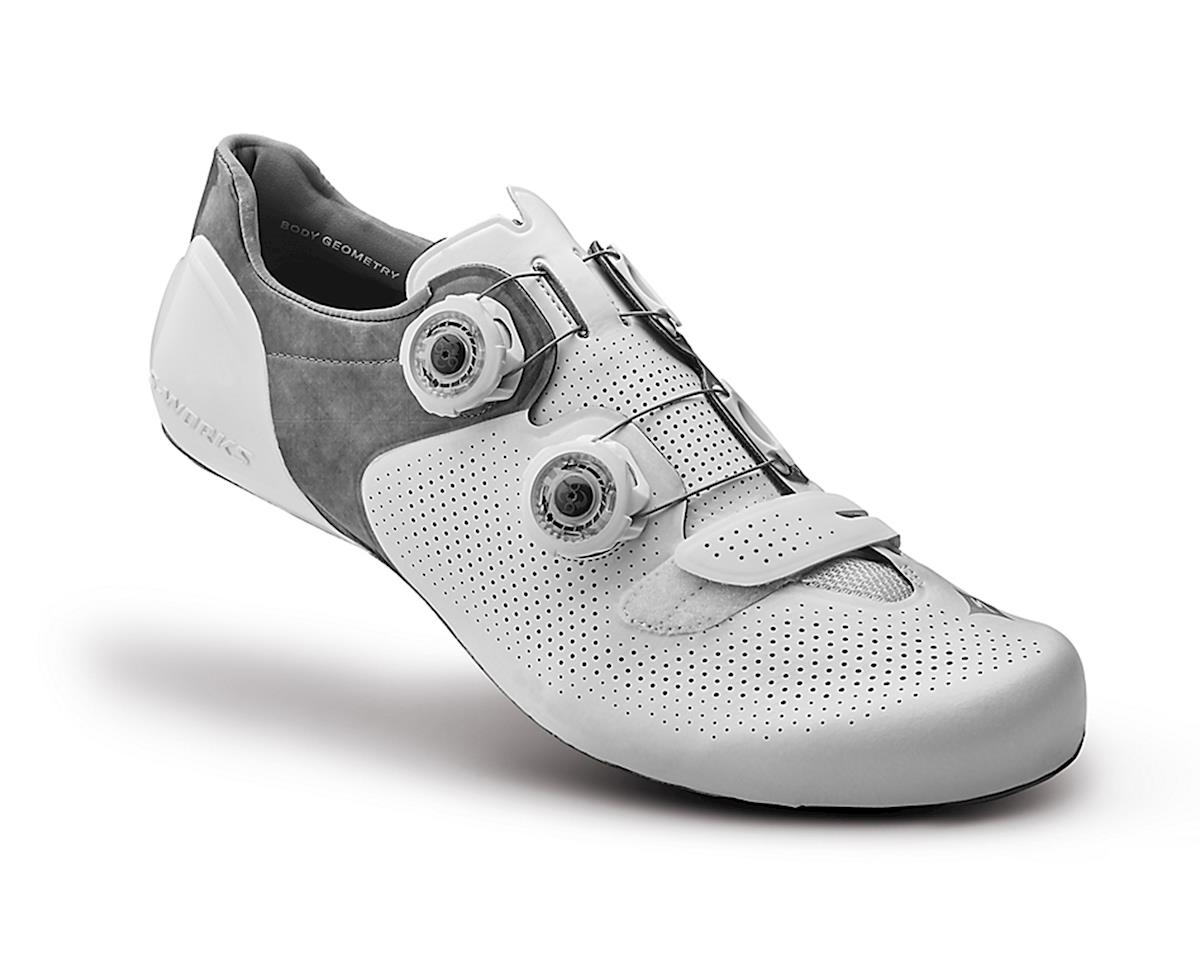 Specialized S-Works 6 Women's Road Shoes (White) (38)