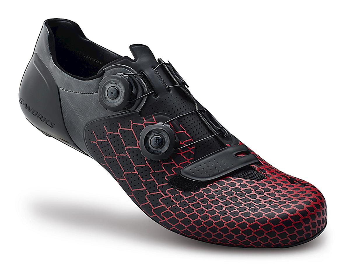 Specialized S-Works 6 Road Shoe (Black/Red Custom)