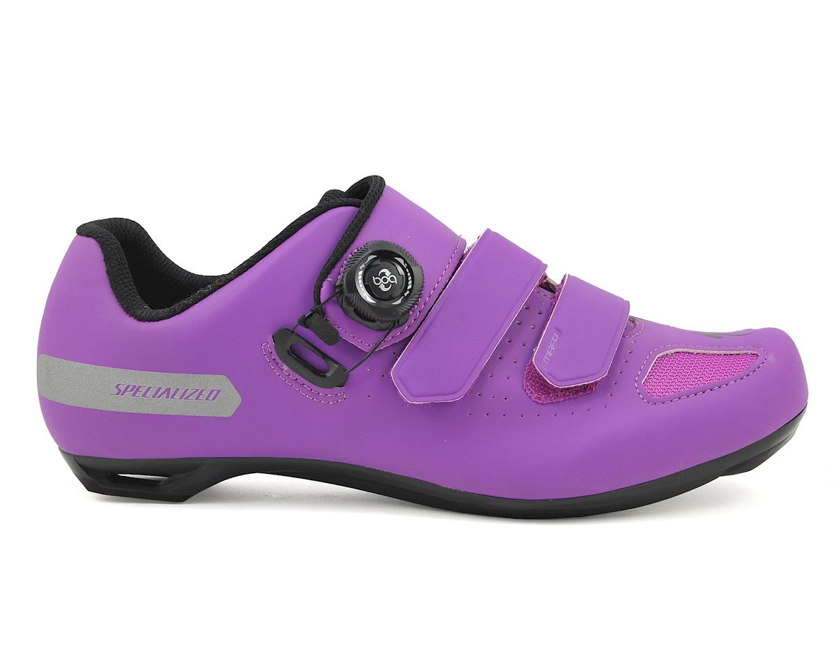 Specialized 2016 Ember Women's Road Shoes (Purple)