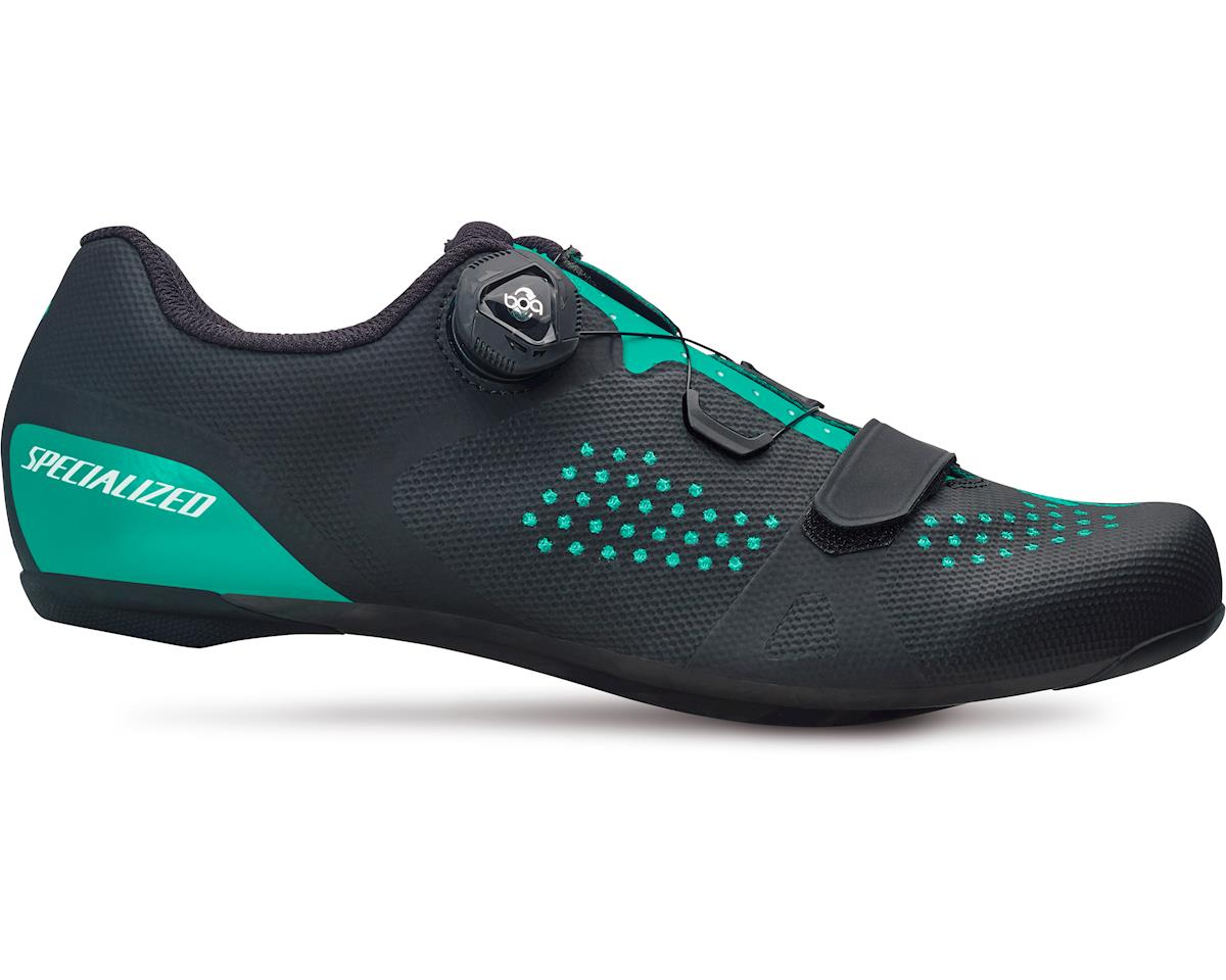 Specialized Women's Torch 2.0 Road Shoes (Black/Acid Mint)