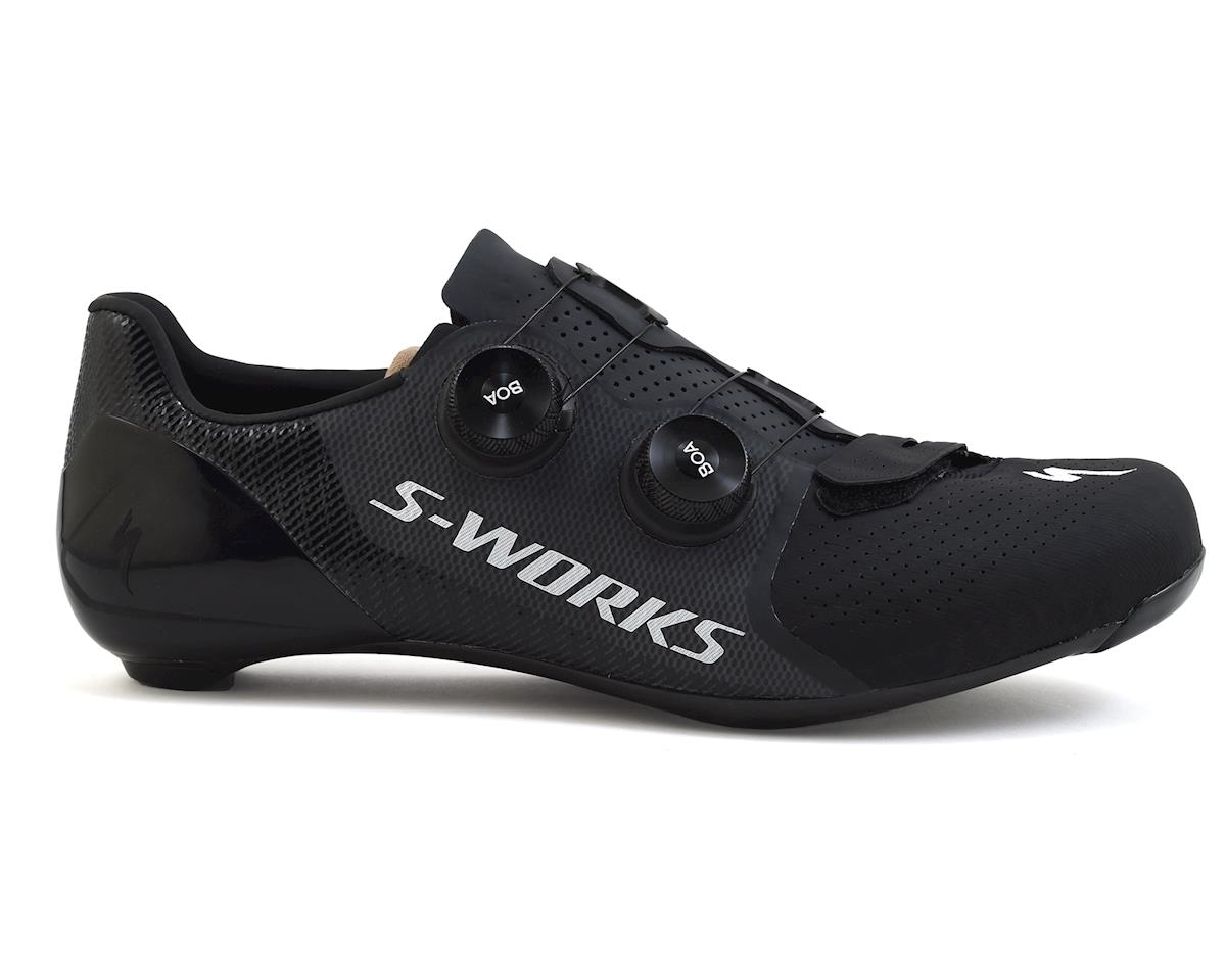 Specialized S-Works 7 Road Shoes (Black) (38.5)