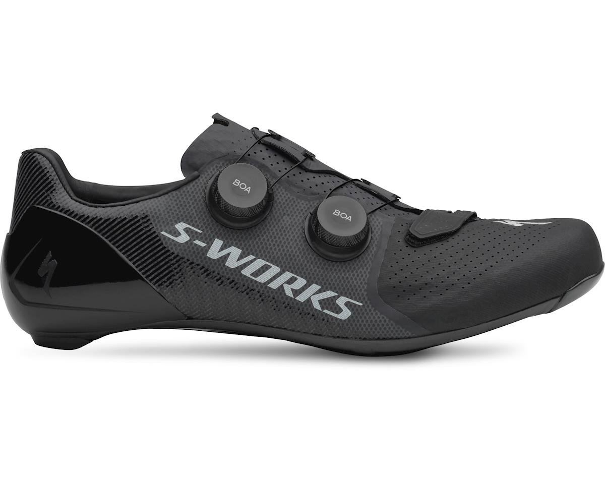 Specialized S-Works 7 Road Shoes (Black) (Wide) (40.5)