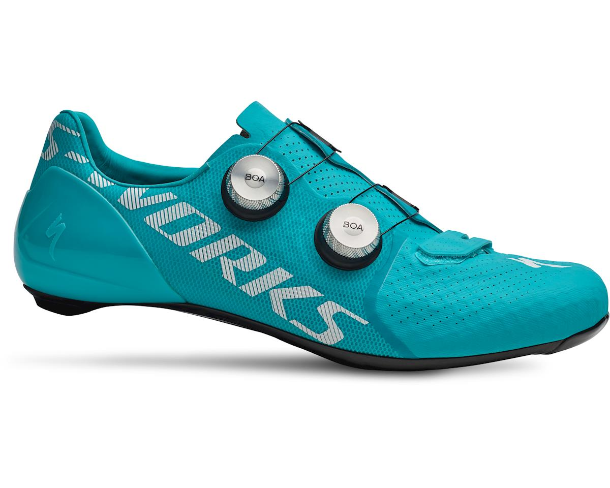 Specialized S-Works 7 Road Shoes (Nice Blue) (38.5)