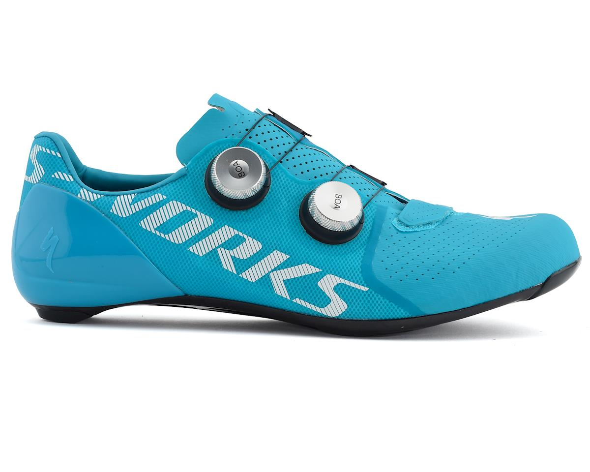 Specialized S-Works 7 Road Shoes (Nice Blue) (43.5)