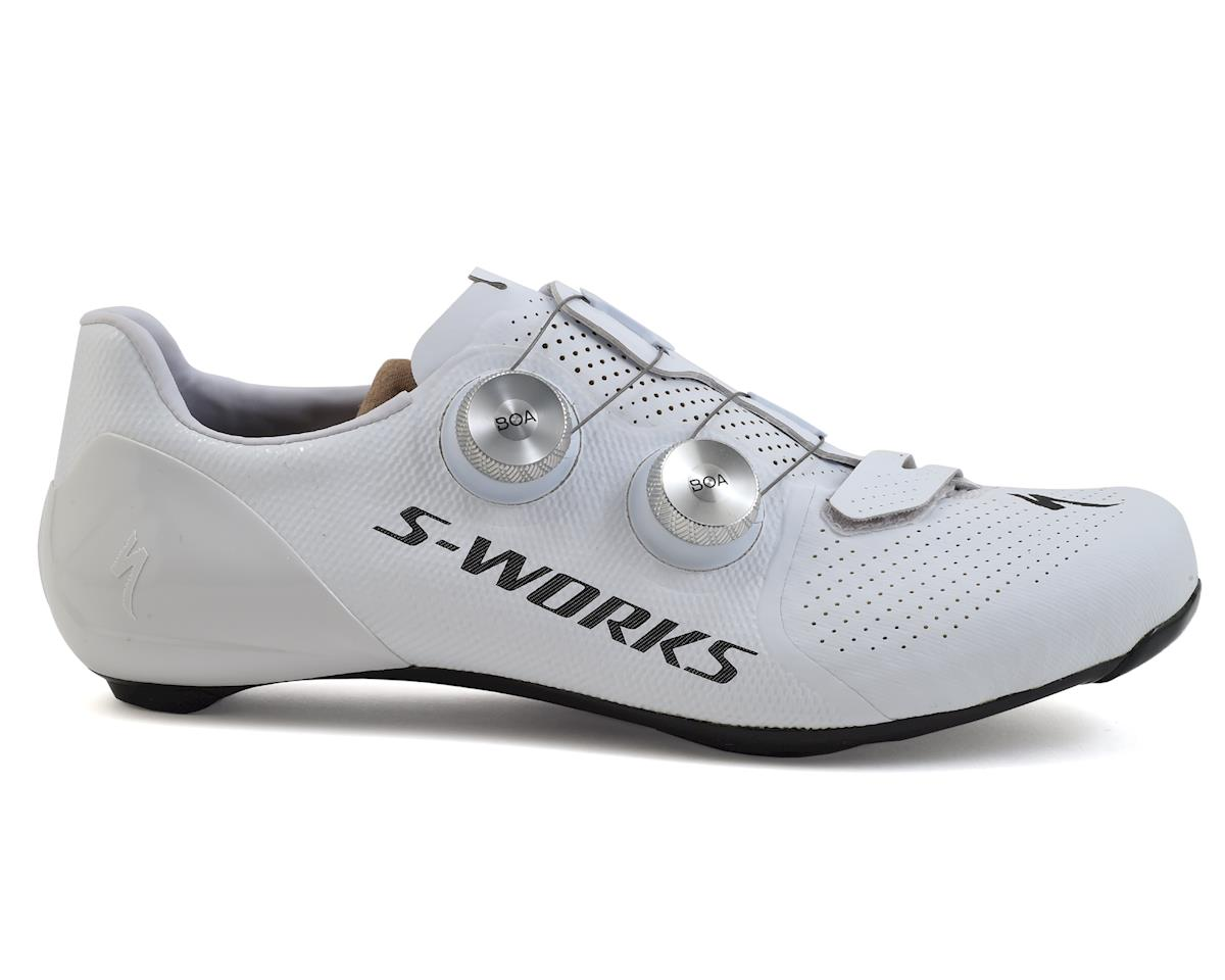 Specialized S-Works 7 Road Shoes (White)