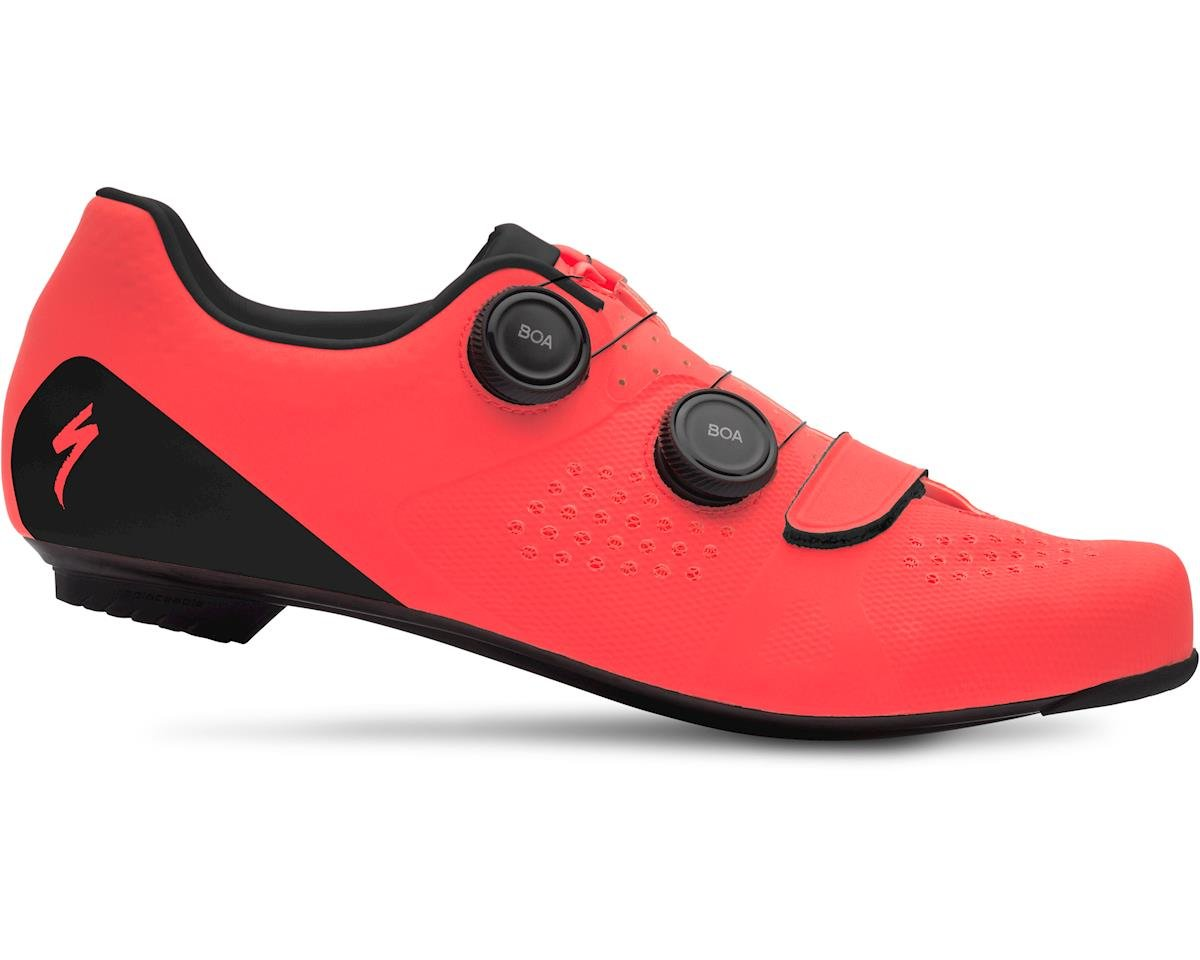 Specialized Torch 3.0 Road Shoes (Acid Lava)