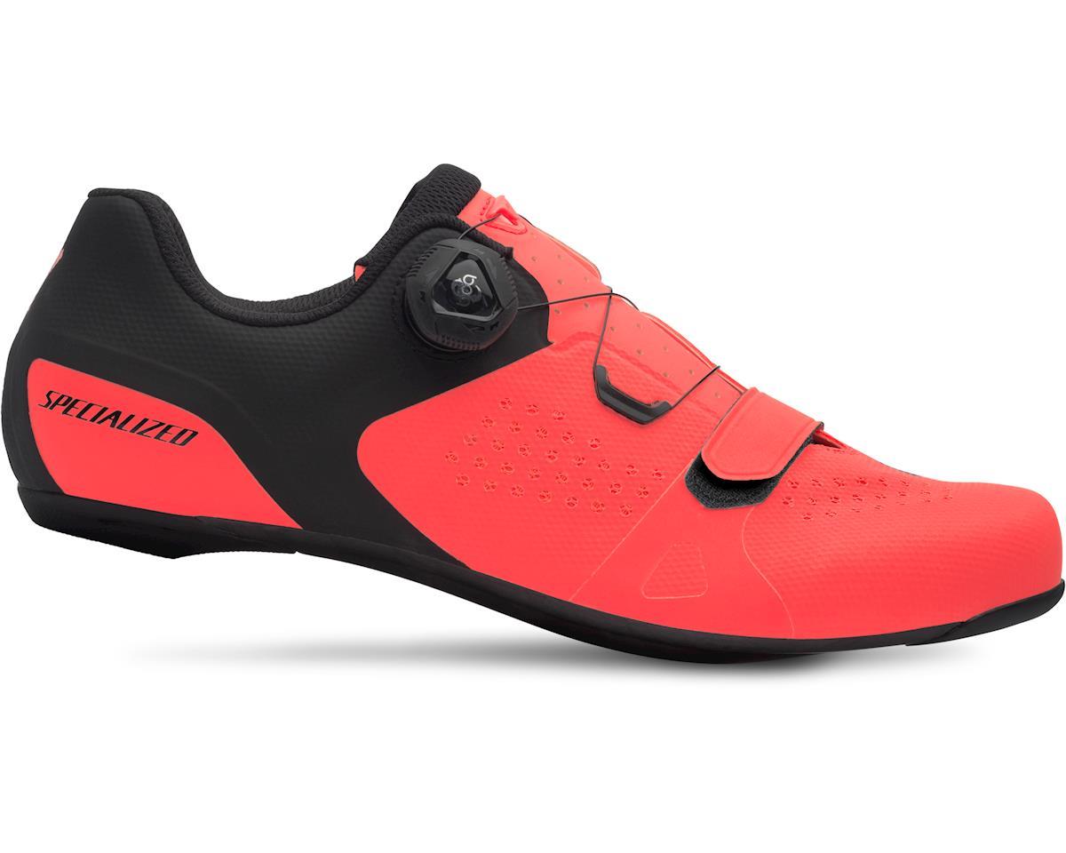 Specialized Torch 2.0 Road Shoes (Acid Lava/Black)