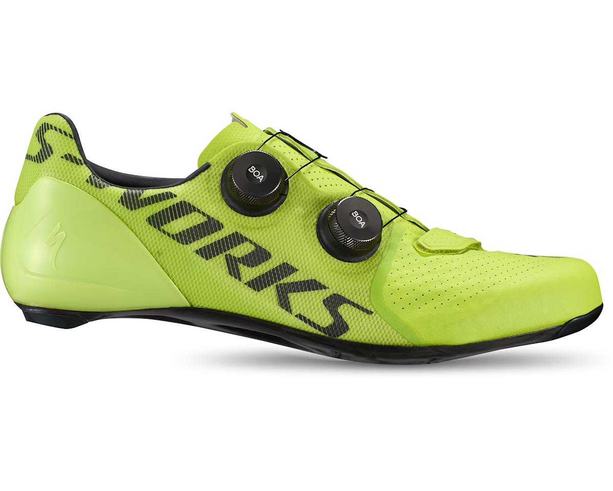 Specialized S-Works 7 Road Shoes (Hyper) (38.5)