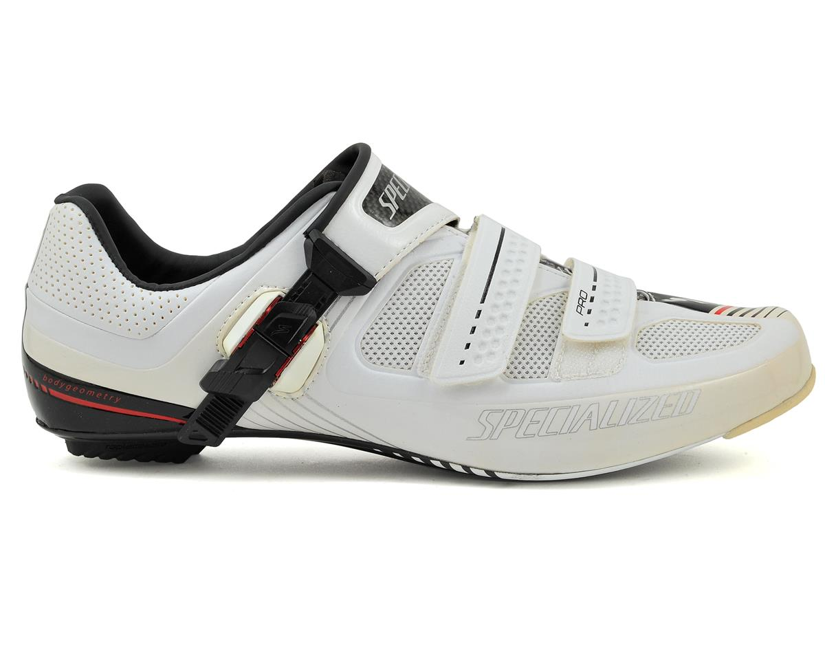 Specialized 2015 Pro Road Shoes (White)