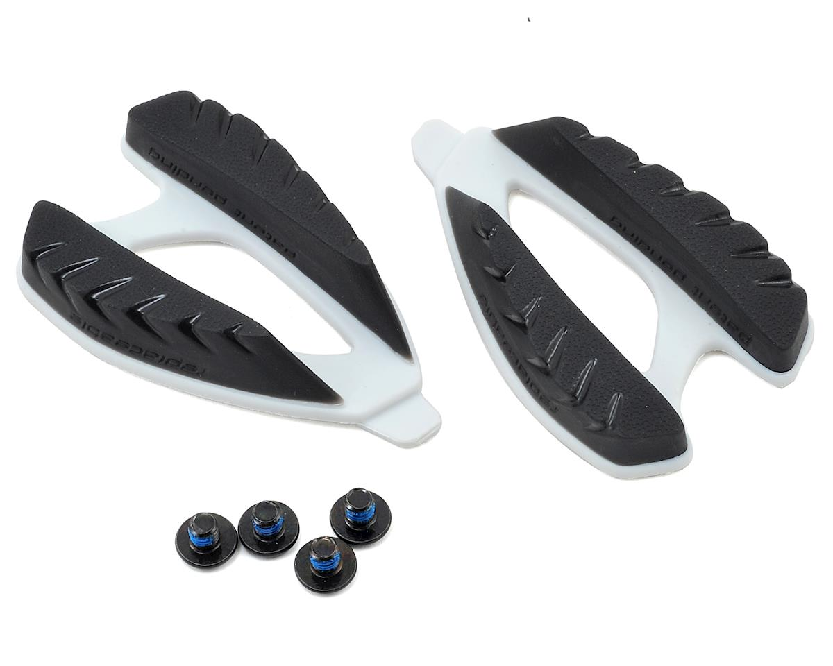 Specialized Replacement Heel Lugs (Black/White) (40-41.5)
