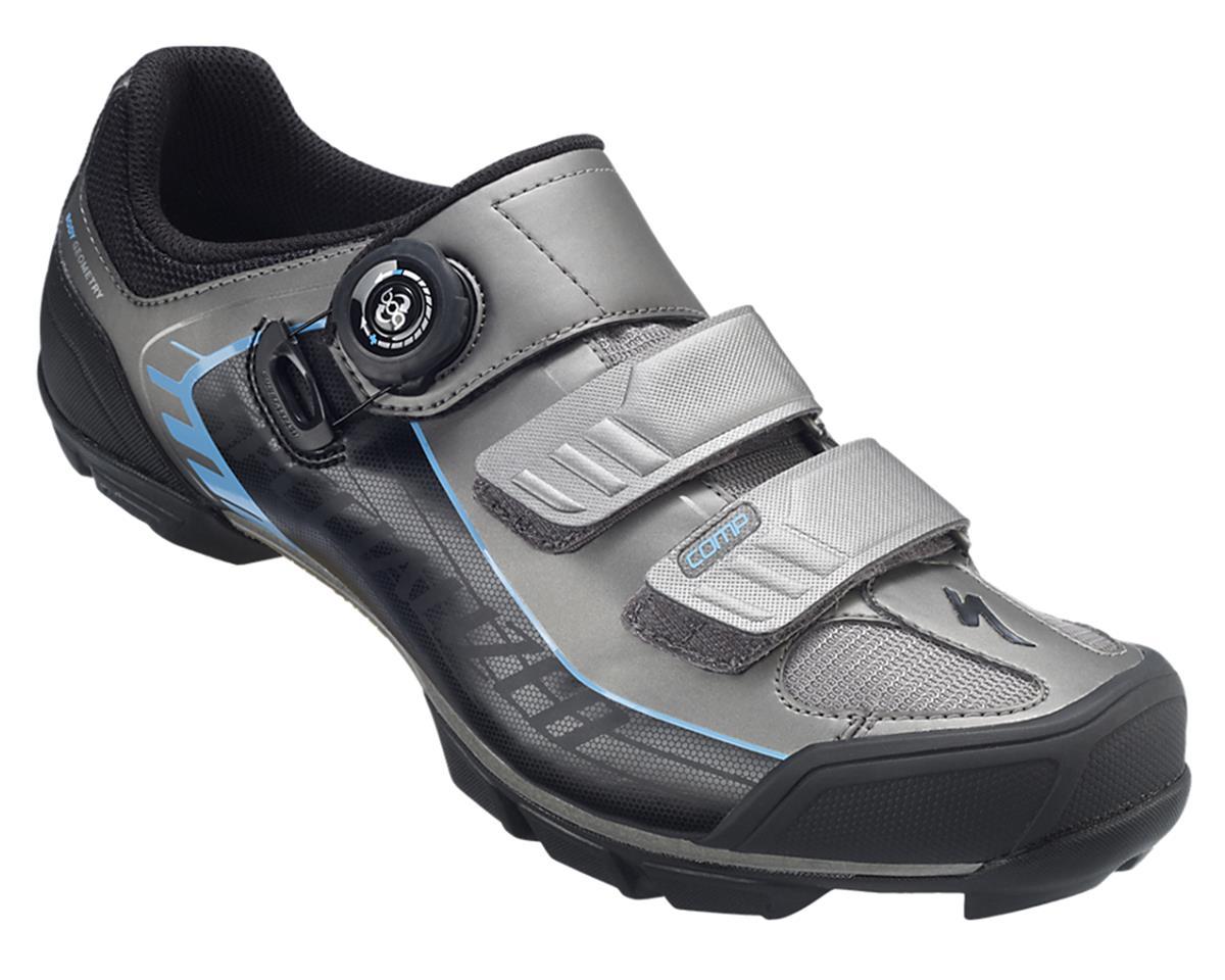 Specialized 2015 Comp MTB Shoe (Titanium/Black) (38)