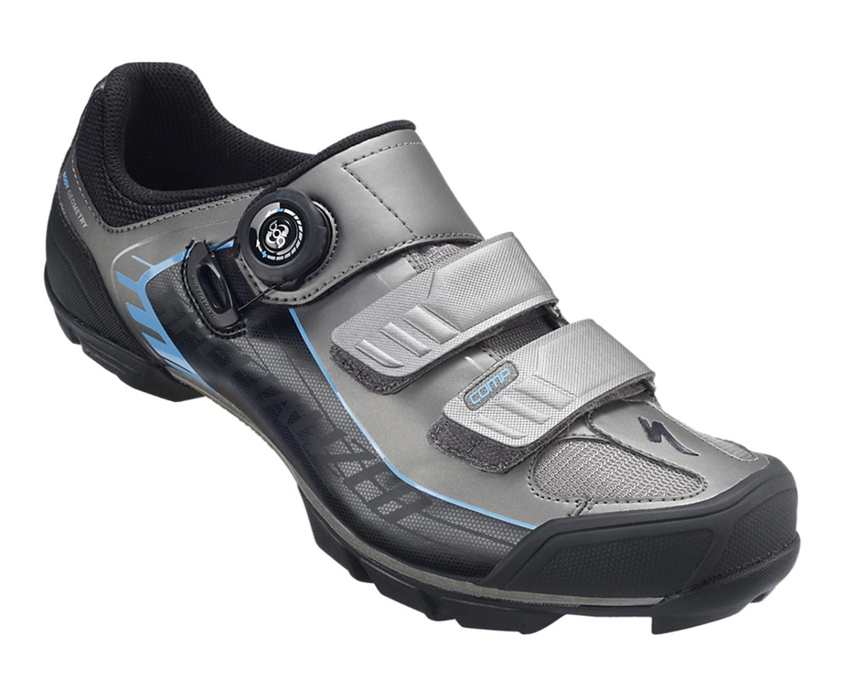 Specialized 2015 Comp MTB Shoe (Titanium/Black)
