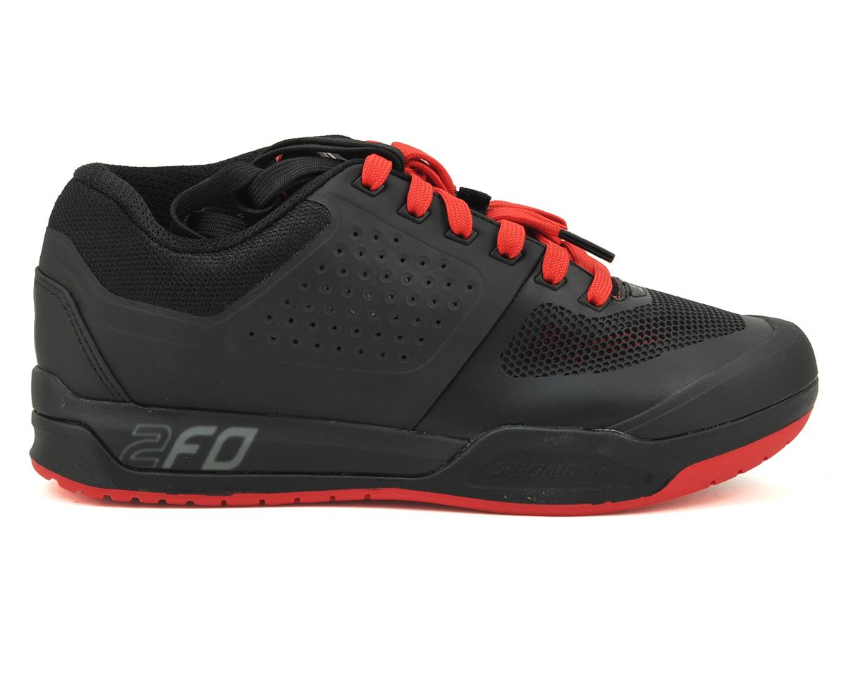 Specialized 2016 2FO Clip MTB Shoes (Black/Red)