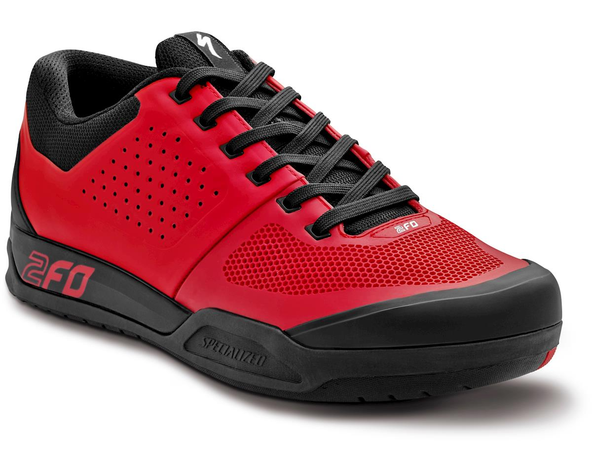 Specialized 2016 2FO Clip MTB Shoes (Red/Black) (38)