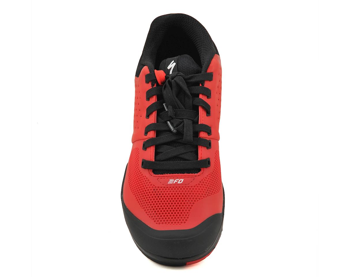 Specialized 2016 2FO Clip MTB Shoes (Red/Black) (41)