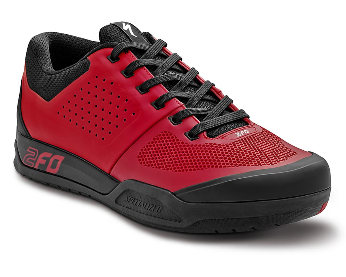 2016 2FO Clip MTB Shoes (Red/Black)