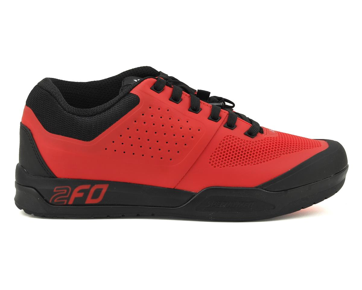 Specialized 2016 2FO Clip MTB Shoes (Red/Black) (43.5)