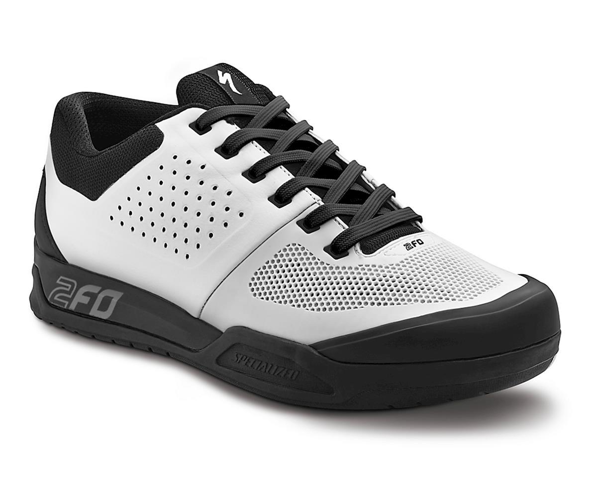 Specialized 2016 2FO Clip MTB Shoe (White/Black) (41)