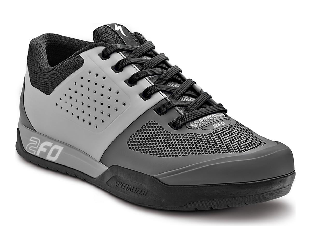 Specialized 2016 2FO Flat MTB Shoe (Light Grey/Grey)