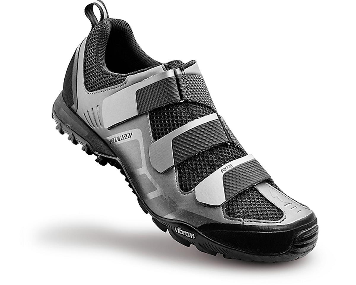 Specialized 2016 Rime Elite MTB Shoe (Titanium/Black)