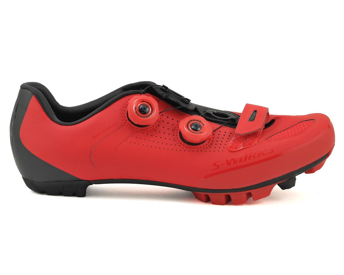 Specialized S-Works XC MTB Shoes (Red/Black)