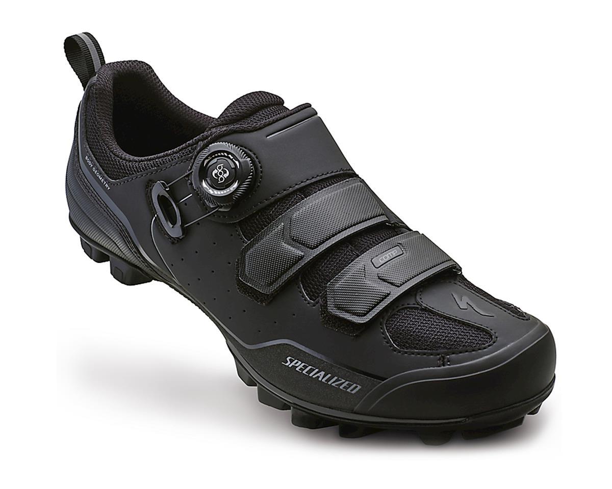 Specialized Comp MTB Shoe (Black/Dark Grey) (45)