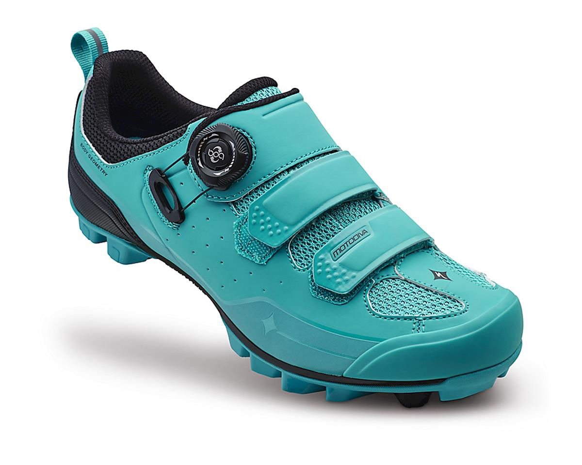 Specialized Motodiva Women's MTB Shoe (Turquoise Dipped) (38)