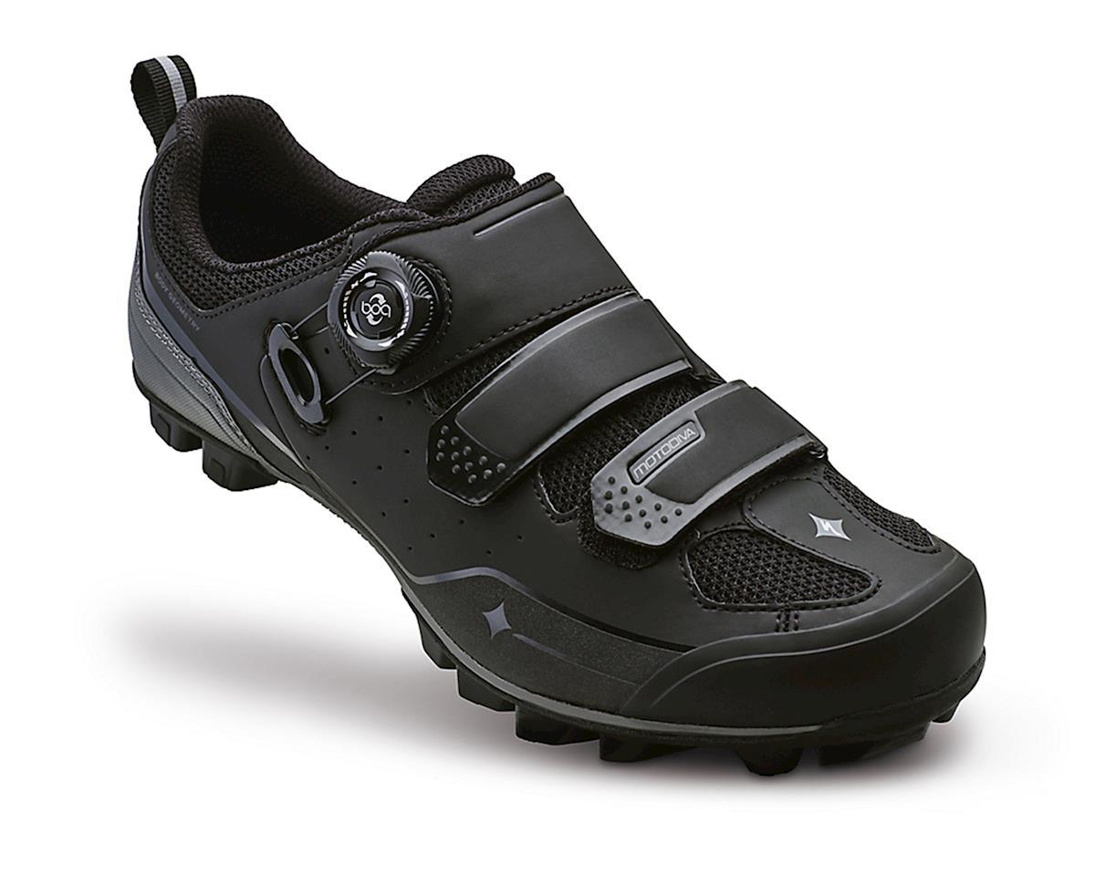 Specialized Motodiva Women's Mountain Bike Shoes (Black/Dark Grey)